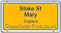Stoke St Mary board